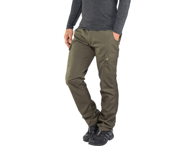 Pinewood Finnveden Tighter Bukser Herrer, dark olive